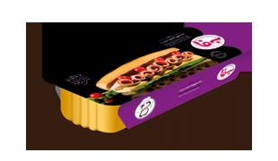 ساندویچ ژامبون مرغ 60%