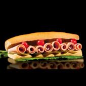 ساندویچ های باگت